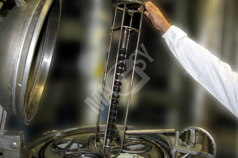 Magnetický separátor do textilných filtrov MTF
