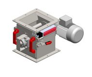Rotačný magnetický separátor MSVR - Standard