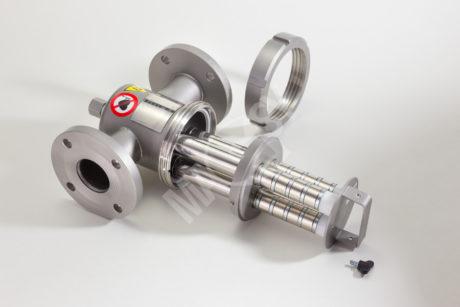 Prietokový magnetický separátor MF - EKO
