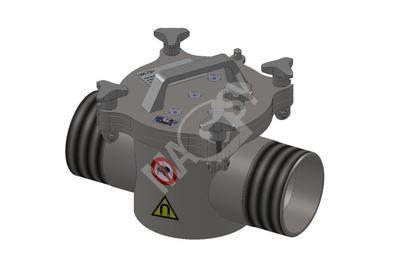 Cisternový magnetický separátor MF CIS Special